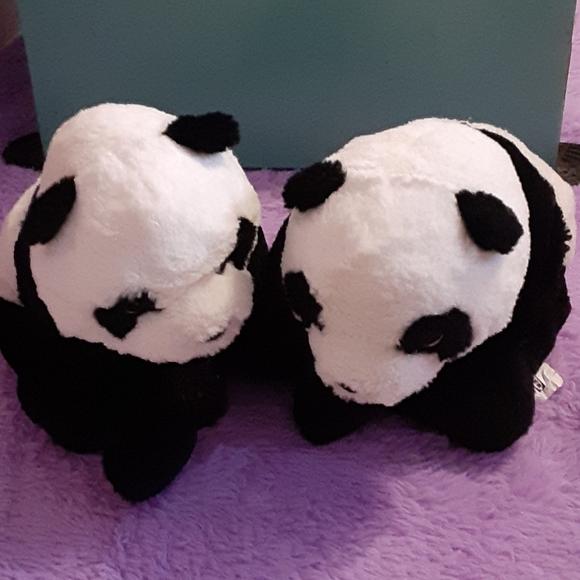 IKEA Pandas Bundle of 2